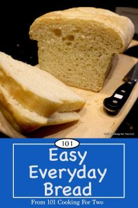 Image for Pinterest of Everyday Bread
