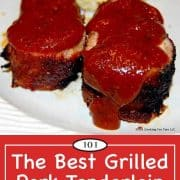 Pinterest image for The best pork tenderloin