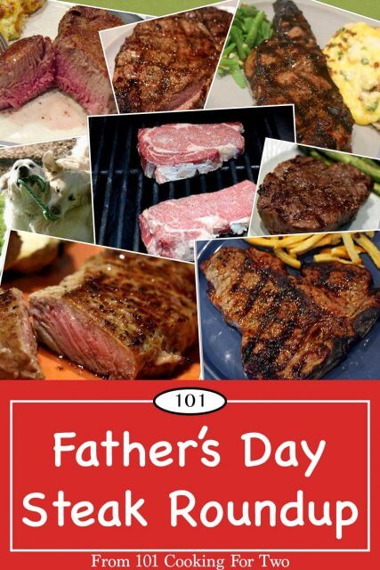 Graphic for Steak Recipe Roundup